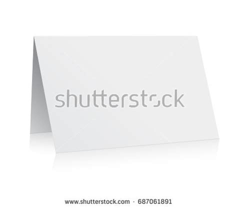 Greeting Card Folder Template by Place Card Stock Images Royalty Free Images Vectors