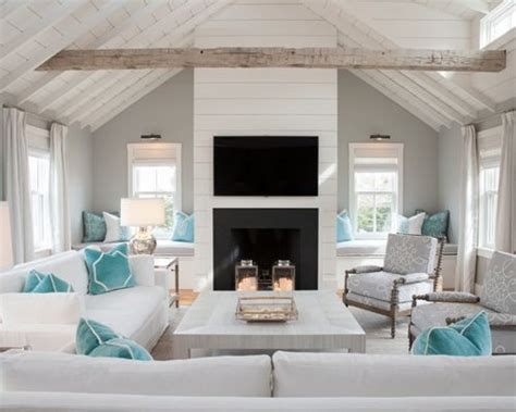 beach style living rooms beach style living room design ideas remodels photos