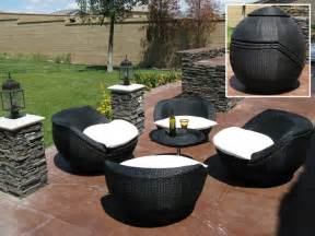 Woven Wicker Patio Furniture by 301 Moved Permanently