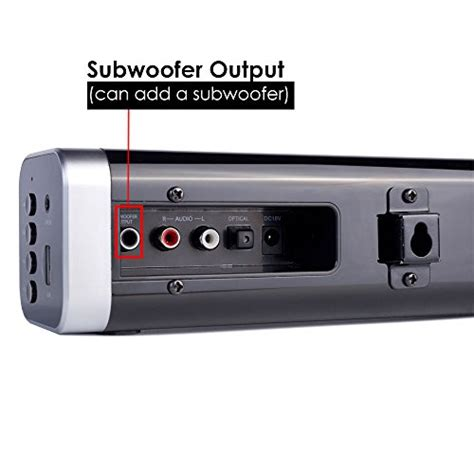 bluetooth tv soundbar joly joy  wireless bluetooth