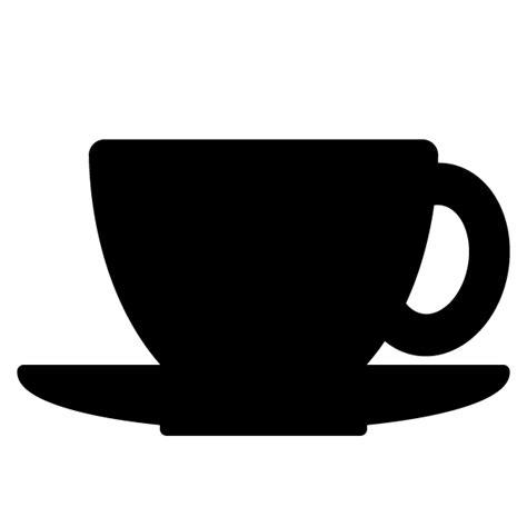 coffee cup silhouette png シルエットでかわいいコーヒーカップの無料イラスト 商用フリー オイデ43