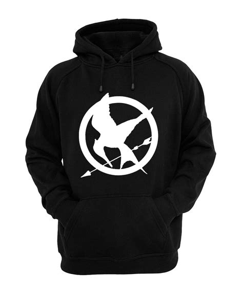 The Hunger Mocking the hunger mockingjay hoodie