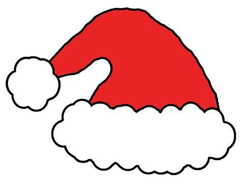 santa hat clip art clipart best