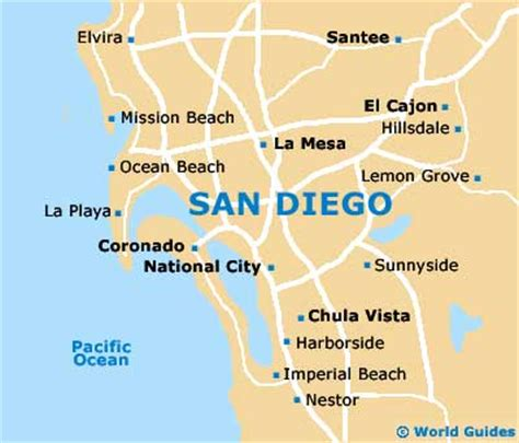 san diego map usa san diego maps and orientation san diego california ca