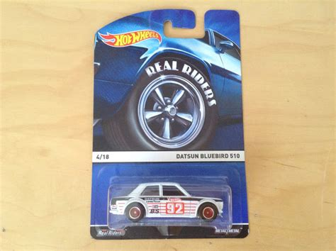 Wheels Datsun Bluebird 510 Heritage Real Riders Ban Karet julian s wheels datsun bluebird 510 heritage series real riders
