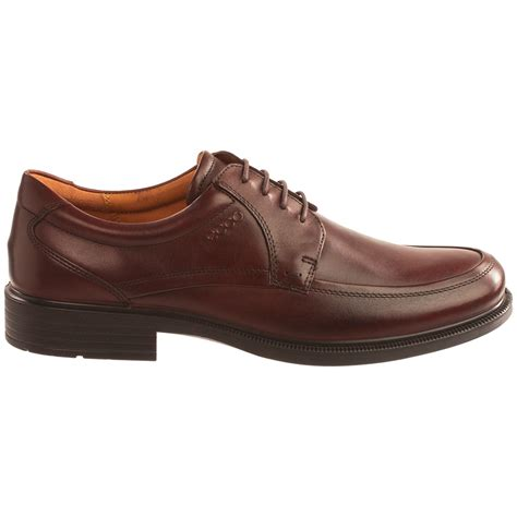 ecco shoes oxford ecco dublin apron toe oxford shoes for 9441g save 50