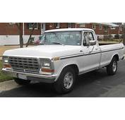 1982 Ford Ranger  Information And Photos MOMENTcar