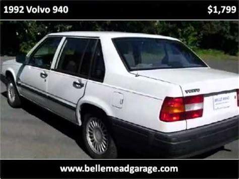 volvo 940 repair manual 1992 volvo 940 repair manual