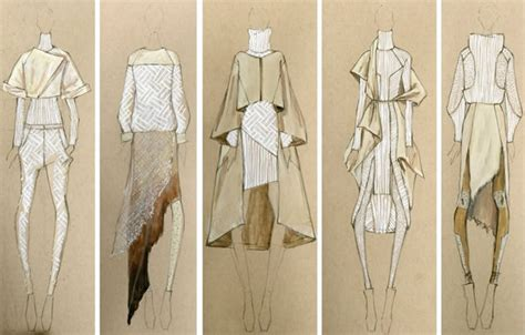 fashion design journal exles textiles and fashion design sketchbooks 20 inspirational