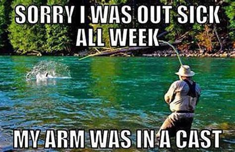 Funny Fishing Memes - 22 outrageously funny fishing memes that only anglers can