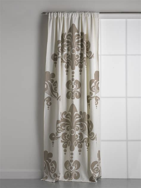 curtain couture couture dreams enchantique ivory cotton window curtain