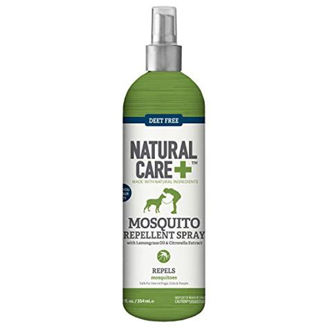 mosquito spray for dogs care mosquito repellent spray for dogs and cats 12 oz price reviews user