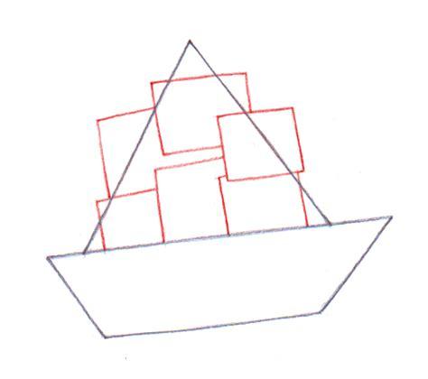 como dibujar un barco wiki how 4 ways to draw a boat wikihow