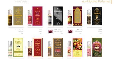 Macam Minyak Wangi Al Rehab etalase muslim murah produk aneka parfum minyak wangi