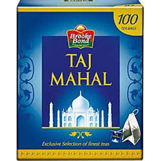 taj mahal tea bags 100pcs in india shopclues online
