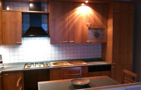 Cucina Noce Chiaro by Cucina In Svendita Cucine A Prezzi Scontati