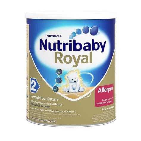Nutrilon Allerpre jual nutribaby royal allepre 2 formula 400 gr