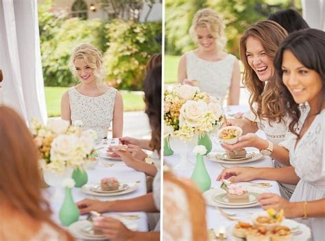 How To Plan A Bridesmaid Luncheon     TopWeddingSites.com