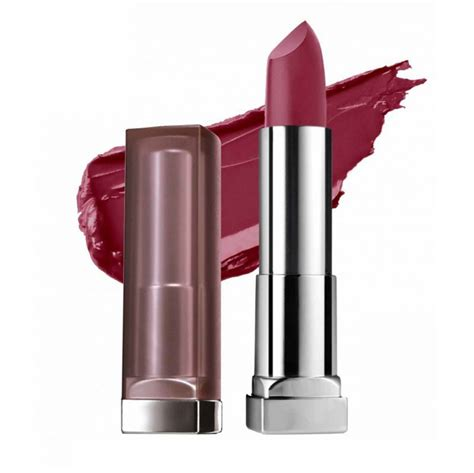Lipstick Maybelline Matte maybelline new york introduces new color sensational