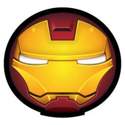 avengers iron man icon avengers superhero avatar iconset
