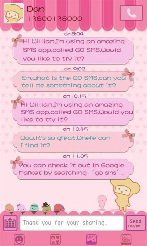 go sms pro pink sweet theme apk go sms pro pink sweet theme android apps on play