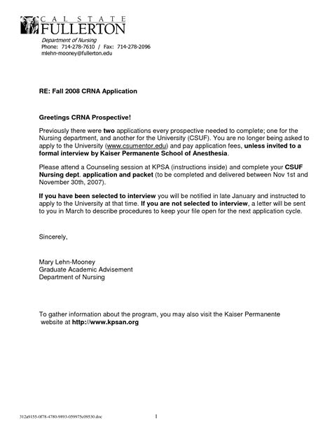 Doc.#12751650: Nurse Cover Letter New Grad ? new grad