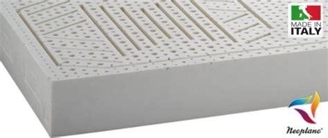 costo materasso lattice materasso in lattice caratteristiche modelli e prezzi