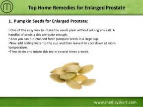best home remedies for enlarged