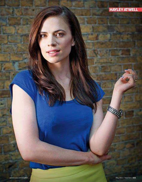 Hayley Atwell Talks To Total Film About Agent Carter