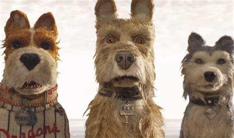 isle of dogs isle of dogs trailer for stop motion wes goes viral