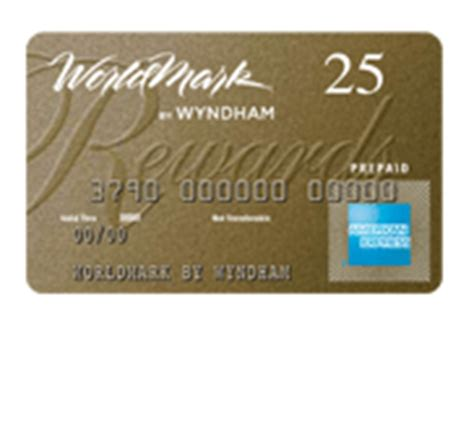 American Express Gift Card Lost - worldmark by wyndham guest services
