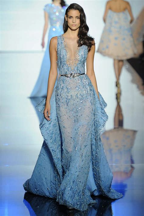 Couture Extravaganza by Runway Report Couture Fashion Week Zuhair Murad
