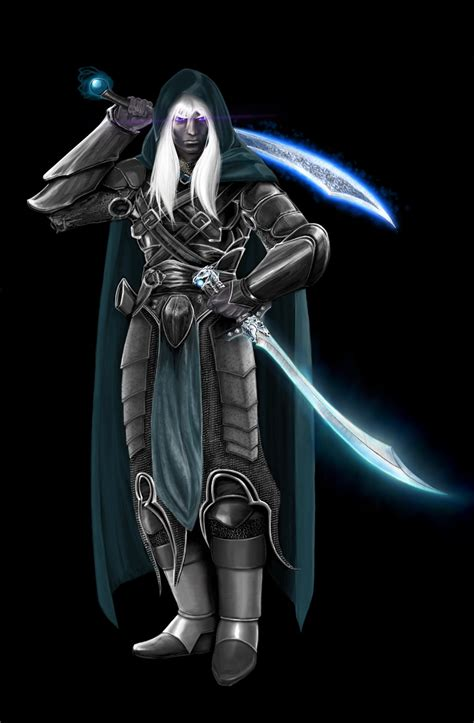 drizzt the hunter by flambo13 on