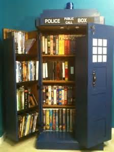 Tardis Bookshelves Hello I M The Doctor Tardis Bookshelf