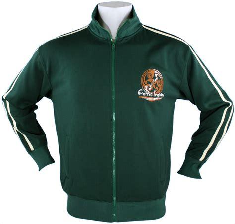Jaket Celtic Go Celtic Newgrange Track Jacket