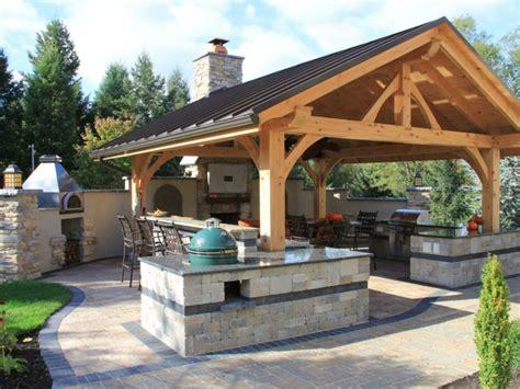 Outdoor Entertaining Areas by 1001 Ideen F 252 R Outdoor K 252 Che Einrichtung Und Gestaltung