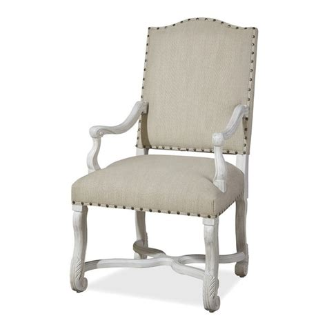 Paula Deen Dining Chairs by Paula Deen Home Dogwood Upholstered Dining Arm Chair In