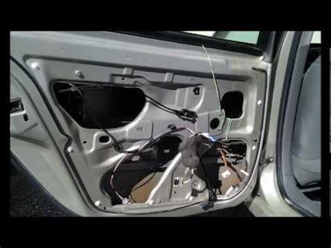Regulator Window Xtrail 2003 2006 Fl reno laguna 2 broken electric window mechanism part 2