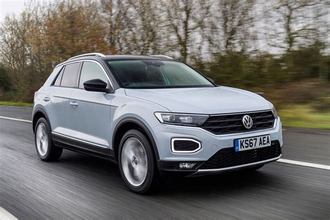 T Roc by New Volkswagen T Roc 1 0 Tsi Petrol 2018 Review Auto Express