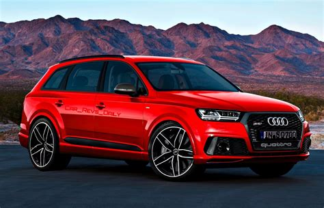 Audi Q7 Rs by Future Suv Renderings 2016 Audi Rs Q7 10 187 Car Revs