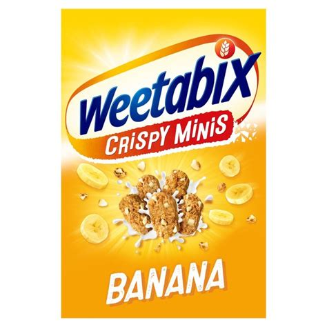 Combywide Cereal With Oat 600g morrisons weetabix minis banana cereal 600g product