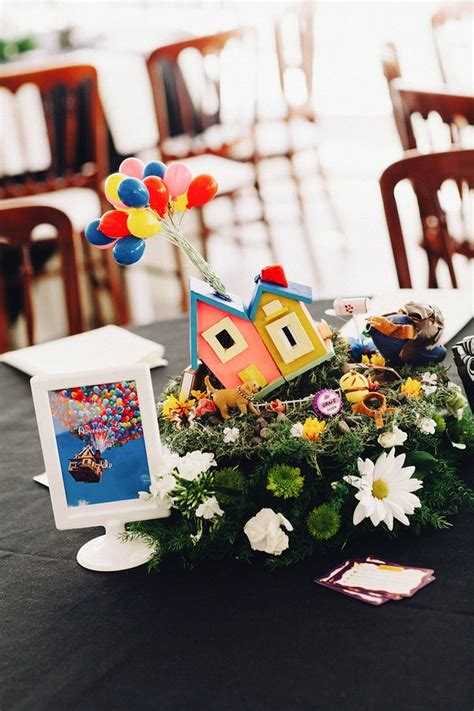 themed centerpieces 17 best ideas about disney wedding centerpieces on
