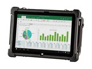 xtablet flex 10 thin and light rugged tablet