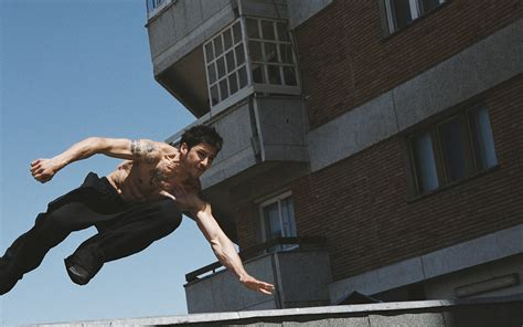 film action parkour david belle and his impact on le parkour spanofthepanorama
