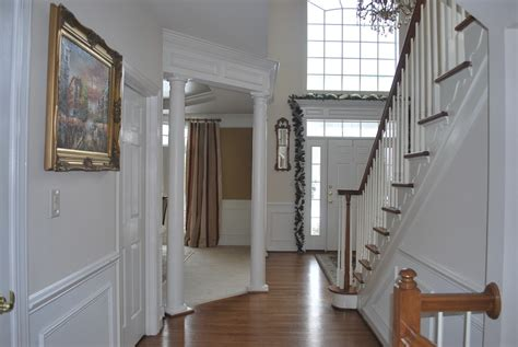 Open Foyer Ideas Help With Paint In A 2 Story Foyer With An Open Floor Plan