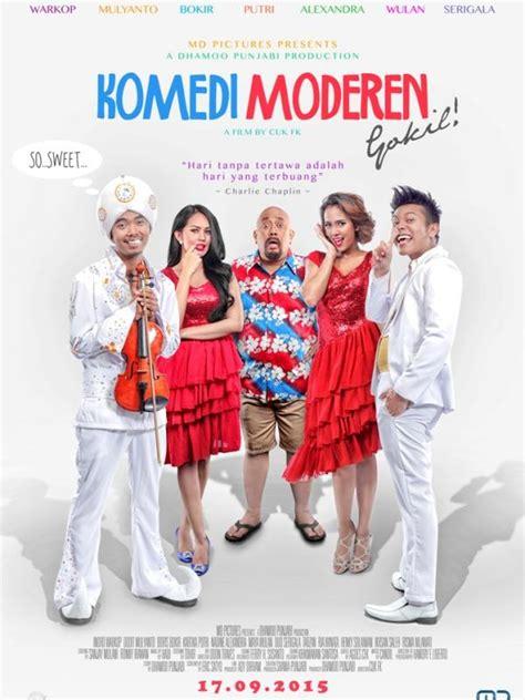 komedi film eksi komedi moderen gokil guyonan ala warkop dari md