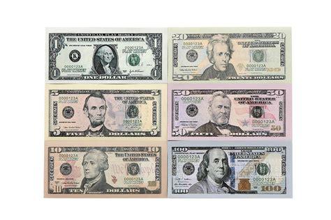 printable fake toy money fake money 9300 in pretend paper play money small dollar