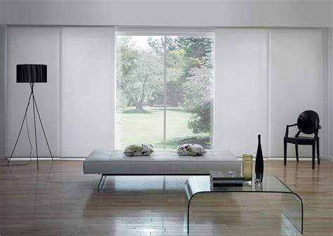 Sliding Panel Blinds Sliding Panel Blinds Blind Designs