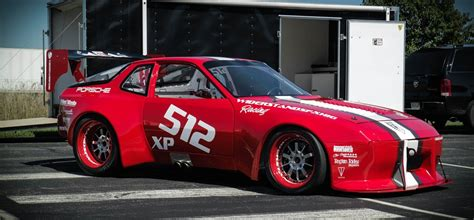 porsche 944 widebody porsche 944 widerstandsfahig widebody autocross