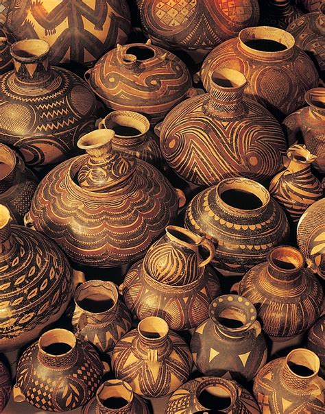 Yangshao Culture Vases discover and save creative ideas